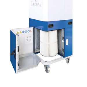 CleanAir 1000/2000 open